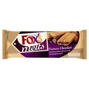 Fox's Melts Chocolate Viennese Biscuits 150G