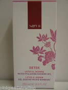 2 X SEN DETOX LOTUS & JASMINE SHOWER GEL MICRO POLISHING 2X250ml BOXED