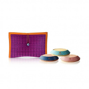 Harnn Reed Floral Soap Set Purple
