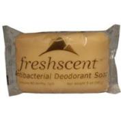 Freshscent 150ml Vegetable Based Soap Bars, Antibacterial Soap, Case of 72