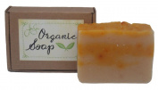 Jensan Honey Oatmeal Natural Organic Soap with Shea Butter and Essential Oils, 130ml