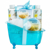 Oceanside Breeze Tub Spa Bath Gift Set