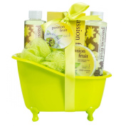 Passion Fruit Tub Bath Gift Set