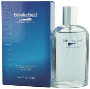 Brooksfield - Royal Blue for Men 3.4 Fl. Oz. 100ml - Eau De Toilette