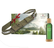 Swiss Army Forest Cologne for Men & Swiss Army Tactical Belt Gift Set By Victorinox