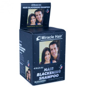 Hair Blackening Shampoo (4-pack) by Miracle Hair