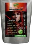 Wine Red Henna Hair & Beard Dye / Colour - 2 Pack - The Henna Guys