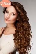 LIGHT BROWN Henna Hair & Beard Dye / Colour - 2 Pack - The Henna Guys®