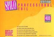Spilo Professional Foil 400 Pre-cut Sheets