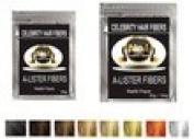 Hair Building Fibres- A-Lister REFILL Pak for Toppik, Nanogen, Xfusion, any Brand