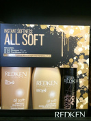 Redken All Soft Holiday Gift Set
