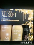 Redken All Soft Holiday Gift Set