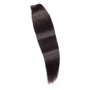 Marian Hair Weft Remy Straight Human Weaving Hair 100g 41cm #2 Dark Brown