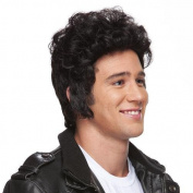 Deluxe Fifties Rock 'N Roll Wig