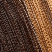 SOCAP Hair Extension Wavy 50cm - Human Remy hair - Classic Line - N°6/27 L Chesnut/Golden Blonde