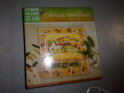 Debbie Mumm - Jo-ann Fabrics - Mosaic trivet kit - bellisimo italy - do it yourself