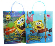 Large Assorted Spongebob Squarepants Gift Bag Set for Boys