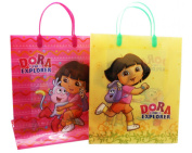 Large Assorted Dora the Explorer Gift Bag Set