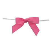 Large Light Pink Grosgrain Bows