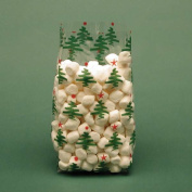 Christmas Tree Cellophane Bags, Pack of 25 Great for Christmas and the Holidays!
