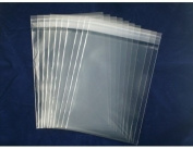 50 x C6 Clear Cellophane Card Bags