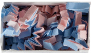 The Gift Wrap Company Recycled Paper Crinkle Shred, Pastel Mix