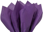 Purple Tissue Paper 50cm X 80cm - 48 Sheet Pack