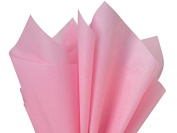 Dark Pink Tissue Paper 38cm X 50cm - 100 Sheet Pack