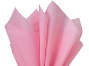 Dark Pink Tissue Paper 38cm X 50cm - 100 Sheet Pack