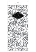 Gift Wrap Tissue Paper Elegant Plumeria