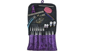 HiyaHiya 13cm Sharp Limited Edition Interchangeable Knitting Needles Gift Set