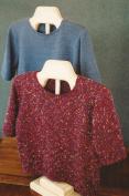 Gentle Breeze Tee Fibre Trends Knitting Pattern LL482