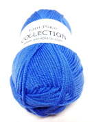 Yarn Place Collection Yarn 50 Grammes 136 YDS Wool Cashmere Blend 1 Skein Baby/Pet Accessories Ultra Soft