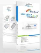 Sew Tech 4 in 1 Hoop - Brother (SA442/4443/444/SA445) Baby Lock (EF82/EF83/EF84/EF85) - 4 Hoops Included!