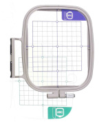 """Sew Tech X-Large Embroidry Hoop 4"""" x 4"""" (100x100mm) - Brother, Baby Lock (SA443)"""