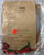 Christmas Ornaments Bears/Wreaths #426