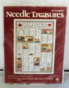 Calories Needle Treasures Needle Point