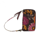 Bella Taylor Cocoa Le Fleur All-In-One-Wristlet