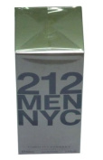 212 Men NYC Eau De Toilette Edt Spray By Carolina Herrera 100ml / 3.4oz