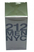 212 Men NYC Eau De Toilette Edt Spray By Carolina Herrera 100ml / 3.4oz