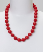 GUMEEZ JUNIOR NECKLACE - Cherry red