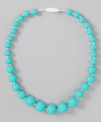 GUMEEZ JUNIOR GRADUATED NECKLACE - TURQUOISE