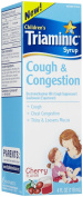 Triaminic Cough & Congestion, Cherry