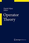 Operator Theory: 2015