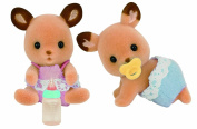 Sylvanian Families - Red Deer Twins