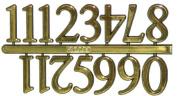 Set of 12 Arabic Numerals