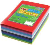 "Foam Sheets 1.5mm 4""X6"" 30/Pkg-Primary Assortment"