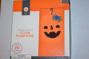 Decorate Your Own Foam Pumpkins Nib Halloween Decorations