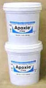 Apoxie Clay 1.4kg. Native