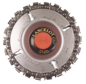 King Arthur Tools Lancelot Woodcarving Disc, 22 Teeth, 2.2cm Arbour